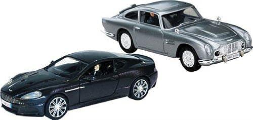 James Bond Set (2 Modelle) Daniel Craig Era