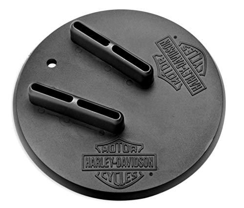 HARLEY-DAVIDSON B & S Jiffy Stand Coaster - Seitenständer-Unterlage Anti-Rutsch