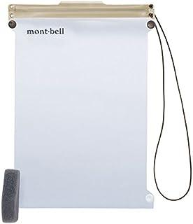 モンベル mont-bell ロールアップ マップケース S ライトグレイ 1124748