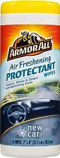 Armor All 78533 25 Sheet Car Wipe, 25 Pack