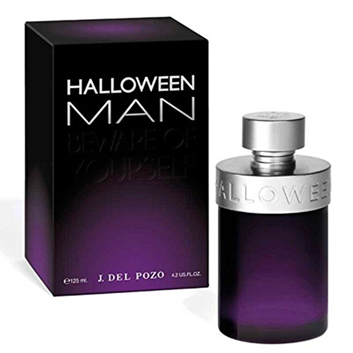 Halloween Man Eau de toilette 125ml