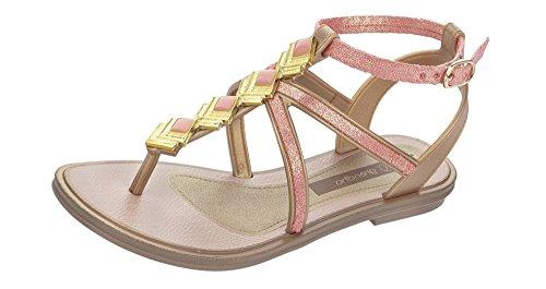 Grendha Glamour Sandal Kinder Flip Flops - Sandalen -Pink-32