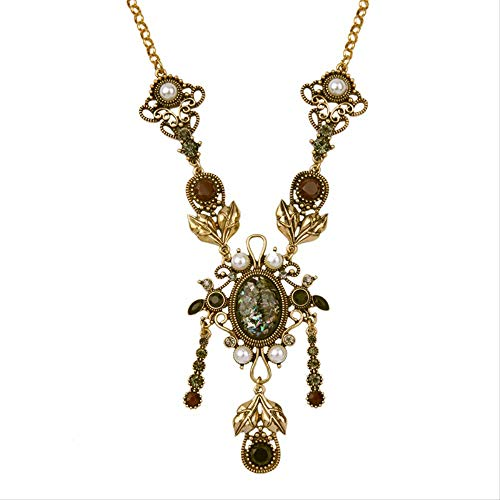 FOR TMT Halloween Halsketten Kpop Alloy Geometric Vintage Anhänger Metallschmuck Aus Indien