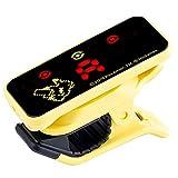 ポケモン限定 ギターチューナー ピカチュウ黄 KORGポケモンコラボチューナー PC-2-PPK