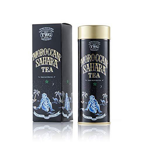 TWG Tea, Moroccan Sahara Haute Couture Teedose g, Waldbeere, 100 g