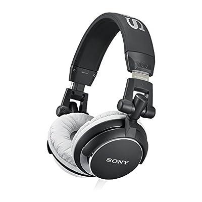 Sony MDR-V55 DJ Stereo Headphones - Black from Sony