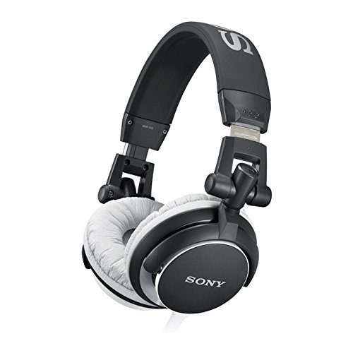 Sony MDRV55B - Auriculares de diadema cerrados, negro