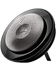 Jabra Speak 710 スピーカーフォン 【国内正規品】 Web会議 エコーキャンセラー内蔵 Bluetooth接続 USB接続 最長15時間バッテリー持続 7710-509