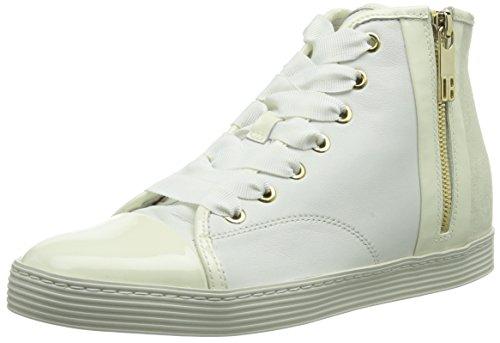 BIKKEMBERGS Damen 990799 Chukka Boots, Weiß (weiß), 41 EU