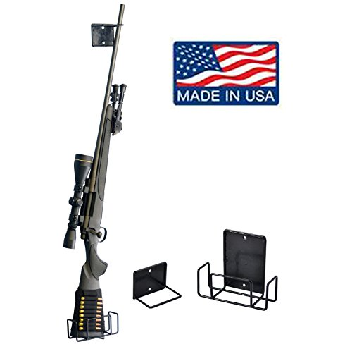 Safety Solutions Gun Accessories Mount Anywhere Single...
