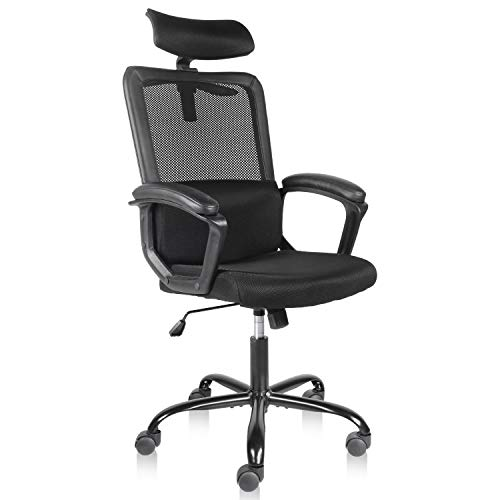 Our #1 Pick is the SMUGDESK Ergonomic Office Chair