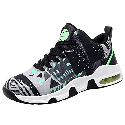 Review Of Men's Wear-Resistant Breathable Non-Slip Outdoor Sports Shoes Basketball Shoes Autumn Wint...