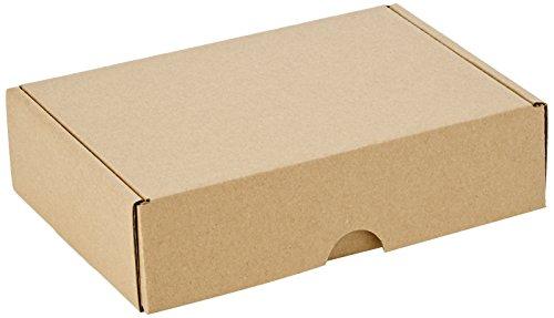 Smartbox posta econ A6, 160x 113x 42mm, colore: marrone (confezione da 25)