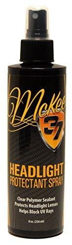 McKee#039s 37 MK37130 Headlight Protectant Spray 8 fl oz