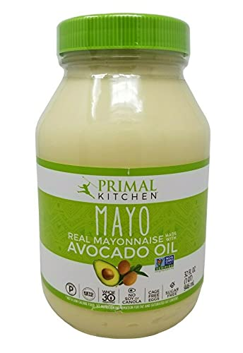 MAYO Real Mayonnaise made with AVOCADO OIL 32 Fl Oz