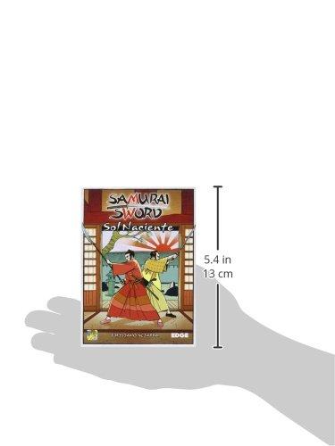 Samurai Sword: Sol Naciente - Juego de Mesa (Edge Entertainment EDGSS02): Amazon.es: Juguetes y juegos
