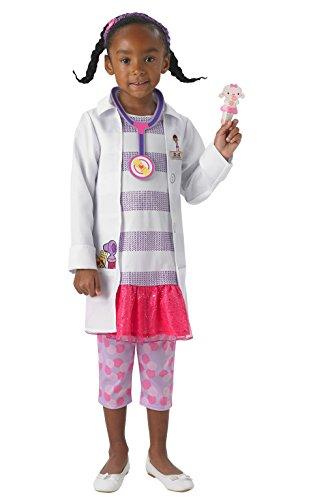 Rubie's IT610382-M - Dottoressa Peluche Deluxe Costume, Taglia M