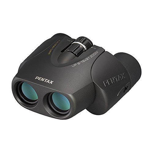 PENTAX 双眼鏡 UP 8-16×21</br></noscript>ブラック ポロプリズム 8-16倍 有効径21mm 61961