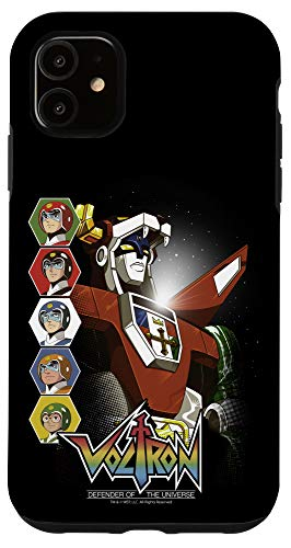 iPhone 11 Voltron: Defender of the Universe Hero Shot Case