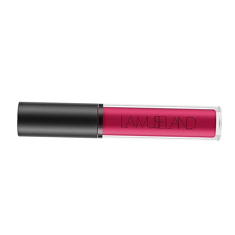 部屋を掃除する摂氏度立法SM SunniMix リップグロス リップスティック 口紅 長持ち 防水 液体口紅 化粧品 全4色 - バイオレット