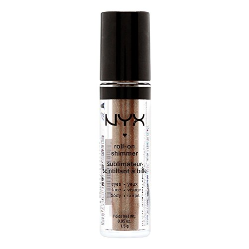 NYX Roll On Eye Shimmer - Almond - RES11