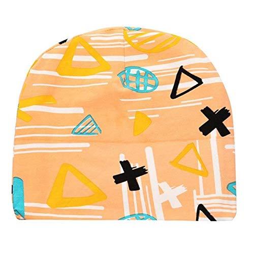 XCLWL dames wintermutsen van katoen met bedrukking van hoeden voor baby's, meisjes, muts voor lente, herfst en winter