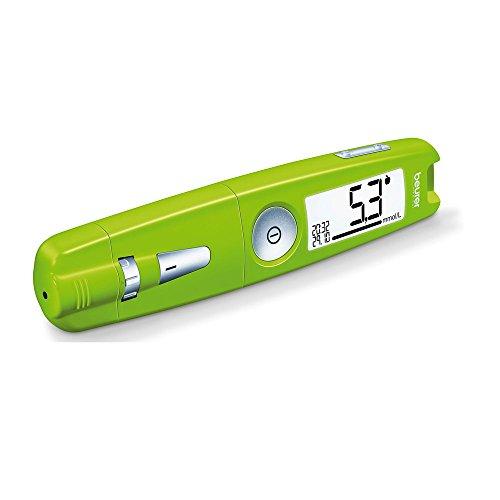 Beurer Blutzucker Messgerät GL 50 mmol/l grün