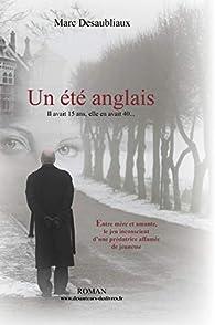 Un été anglais par Marc Desaubliaux