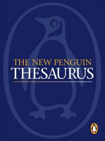 The New Penguin Thesaurus (Penguin Reference Books S.)