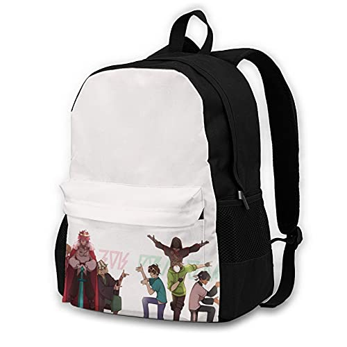 Dream Smp Laptop Backpack Durable College Daypack School Bag For Student Adult