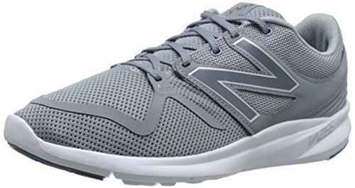 New Balance Men's Vazee Coast Running Shoe, Grey/White (44,5)