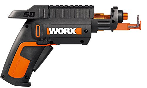 WORX WX255L SD Semi-Automatic Power Screw Driver with Screw Holder (Renewed)