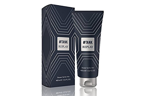 Replay Shower Gel Herren - 400 ml