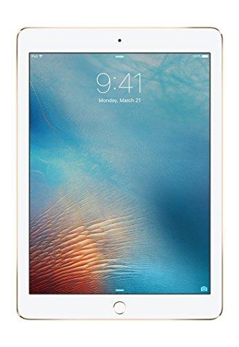Apple iPad Pro 9.7 32GB Wi-Fi + Cellular - Gold - Unlocked (Renewed)