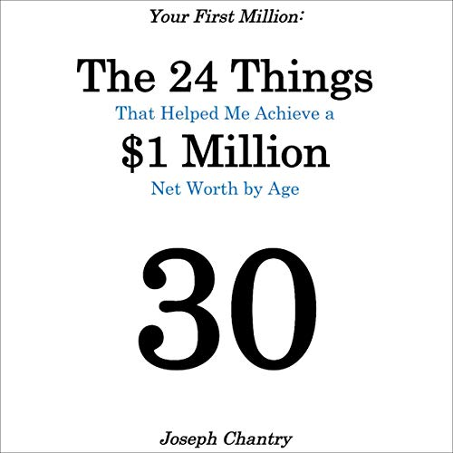 Your First Million Audiobook By Joseph Chantry cover art