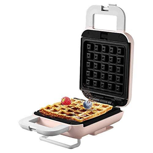 JIEJIE Elektrische Doppel Omelette Maker Bratpfanne Eierkocher Frühstück Non Stick 600w, Tiefkochplatten, automatische Thermostat-Steuerung, for Pfannkuchen-Plätzchen QIANGQIANG