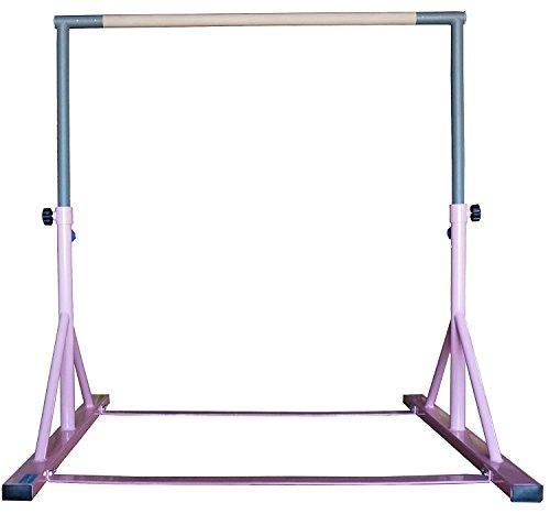 Z Athletic Gymnastics Expandable Junior Training Bar (Pink)