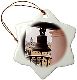 pansy Christmas Gifts Lima Peru Overlooking Lima From The Church Santo Domingo Xmas Porcelain Decor Snowflake Ornament Home Decorations Hanging Crafts