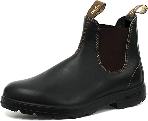 Blundstone Unisex Original 500 Series, Stout Brown, 8 M US Mens/ 10 M US Womens/ 7 AU