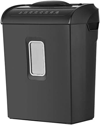 $148 Get WHJ@ Desktop Office Shredder Consumer and Commercial Mini Small Shredder Electric High Security Micro Cut and Credit Card Shredder 14l