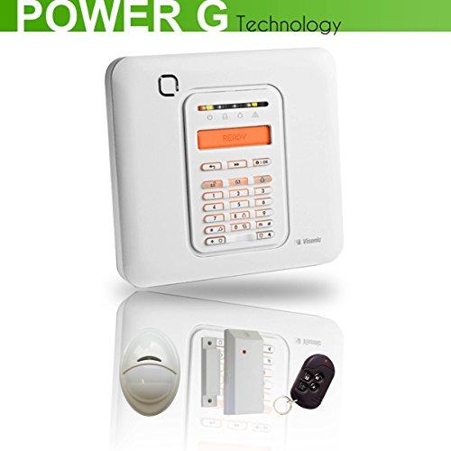Kit Alarme Visonic PowerMaster 10 PG2 - 1