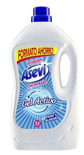 asevi 23670 wasmiddel Liquid Gel Active, 3,8 l