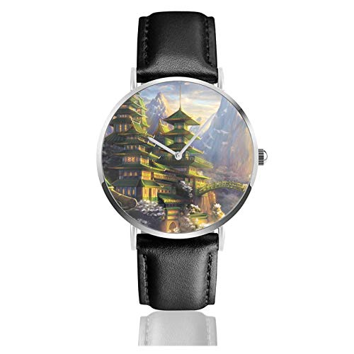 Dragon by Alaya Men Wrist Watches Genuine Leather For Gents Teenagers Boys