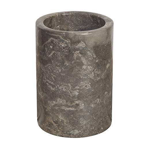 Creative Home Natural Marble Multi-Functional Tool Crock Utensil Holder