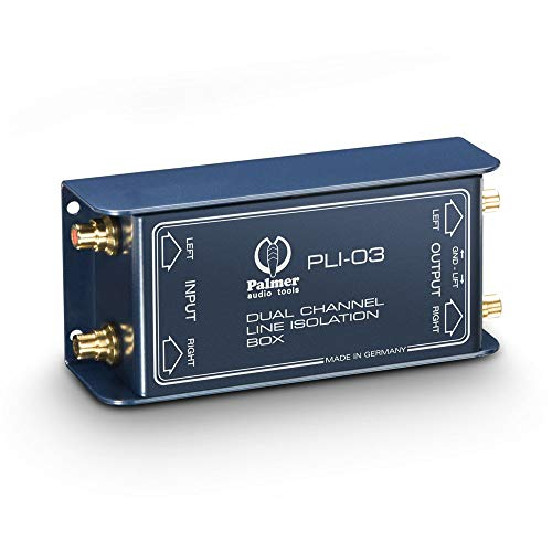 Palmer PAL-PLI03 Audio-Interface