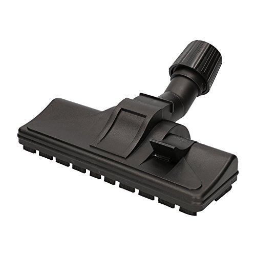 ?WESSPER® Boquilla para Suelos para aspiradora Rowenta Spaceo 1900W (ø32mm-38mm, con Ruedas)