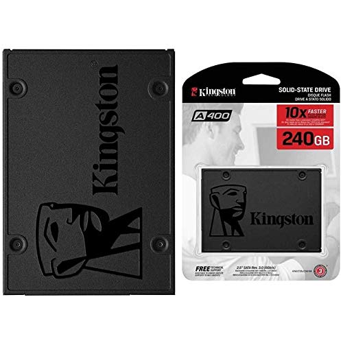 Ssd Kingston 240gb A400 500mbs