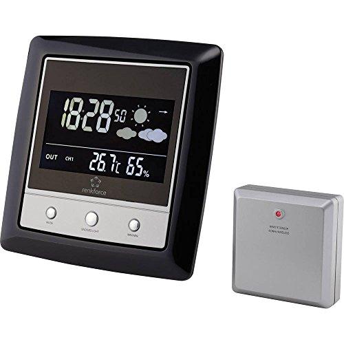 Renkforce KL4931 Funk-Wetterstation Vorhersage für 12 bis 24 Stunden