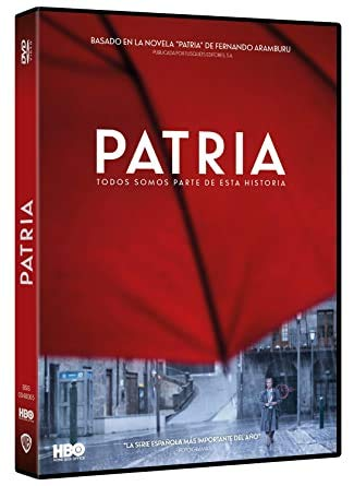Patria Complete Series - 4-DVD PAL NON-USA Reg. Spring new Deluxe work FORMAT Set