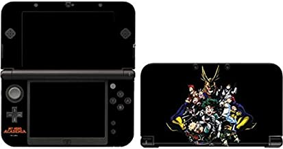 Skinit Decal Gaming Skin for 3DS XL 2015 - Officially Licensed Funimation My Hero Academia Main Poster Design